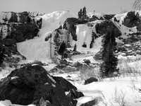 Mount Lincoln Icefall, CO