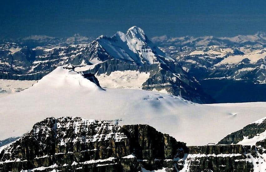 Mount Bryce - North Aspect