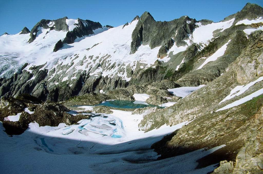 White Rock Lakes basin