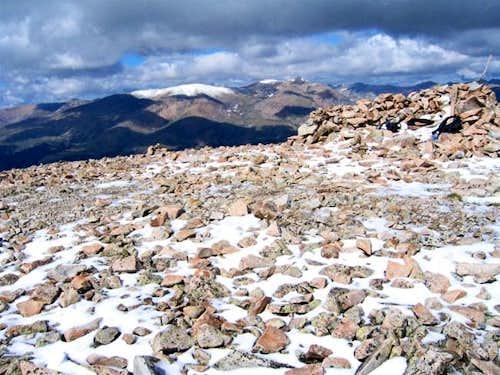 August 31, 2003 Mt. Bross...