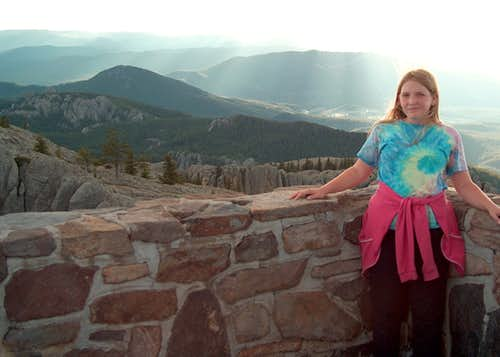 Harney Peak: A Girl's First High Point