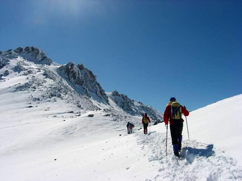 Toward Kalagh-Laneh