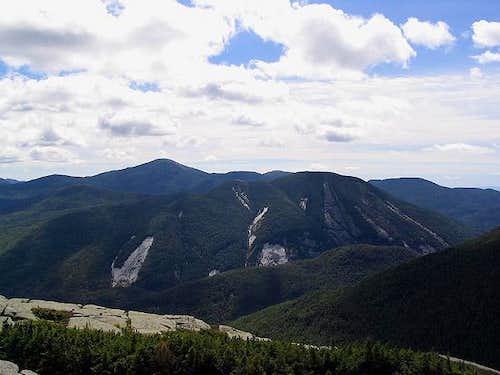 From Wright Peak summit. Mt....