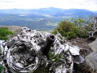 From Wright Peak. Large piece...