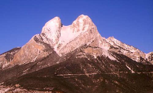 Pedraforca (2497 m.)