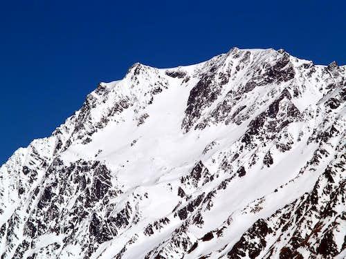 Il Mont Velan (3734 m)