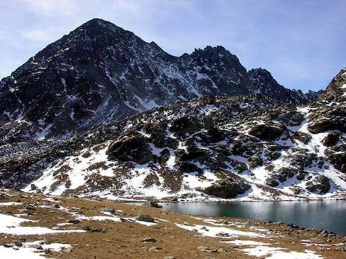 Il Monte Grauson (3240 m)