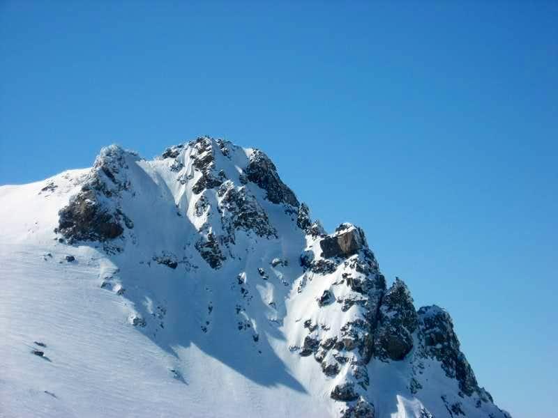 Kalagh-Laneh summit