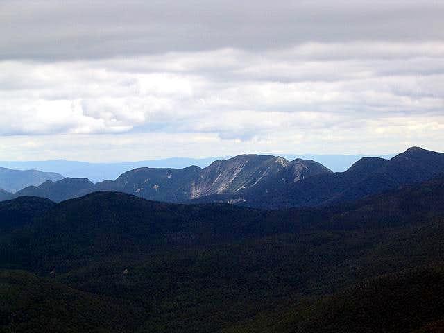 Gothics from Algonquin Peak.