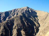 San Ysidro From Indianhead Mountain