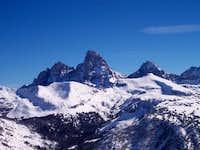 Idaho side of the Teton's