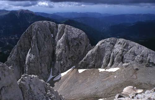 Pedraforca: The South Peak...