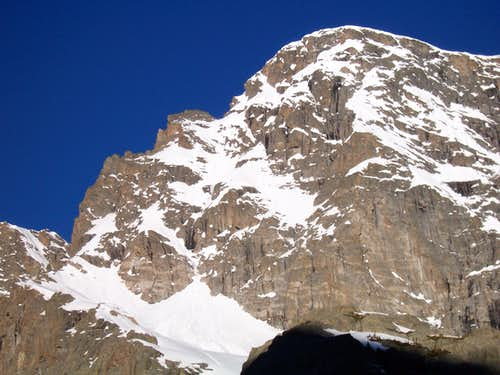 East face May 2006
