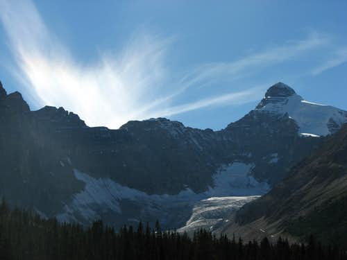 athabasca clouds