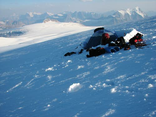 Snow Dome Bivy