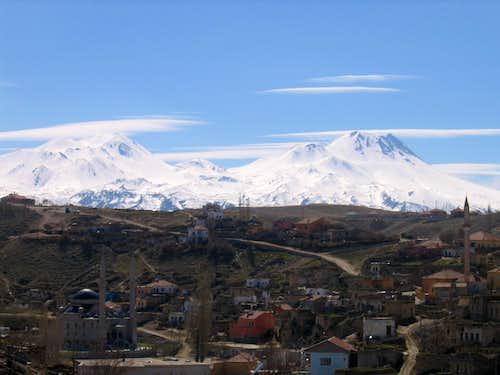 Taurus Mountains