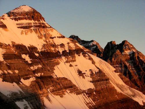Sunset on Glacier Peak
