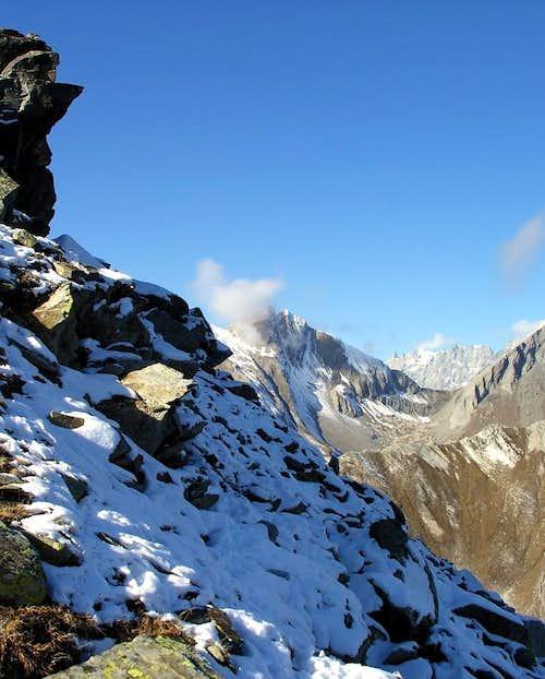 La Grande Rochère (3326 m)