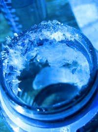 frozen nalgene