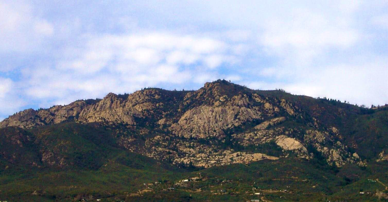 Cahuilla Mountain