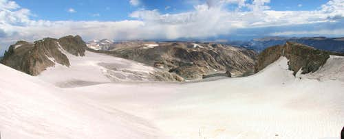 Gannett Glacier