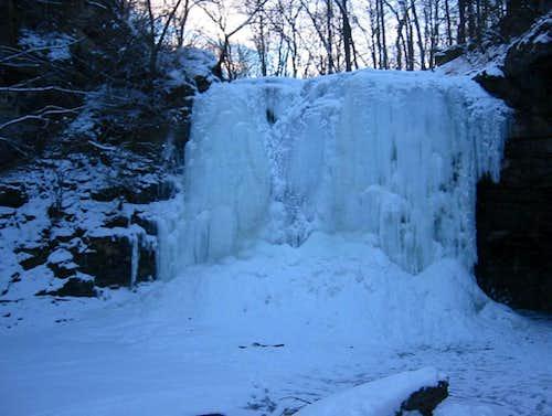 Columbus Ohio Ice
