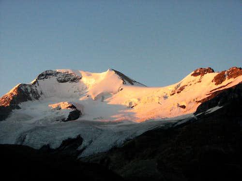 Dawn on Athabasca