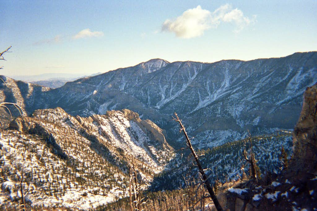 Charlston Peak