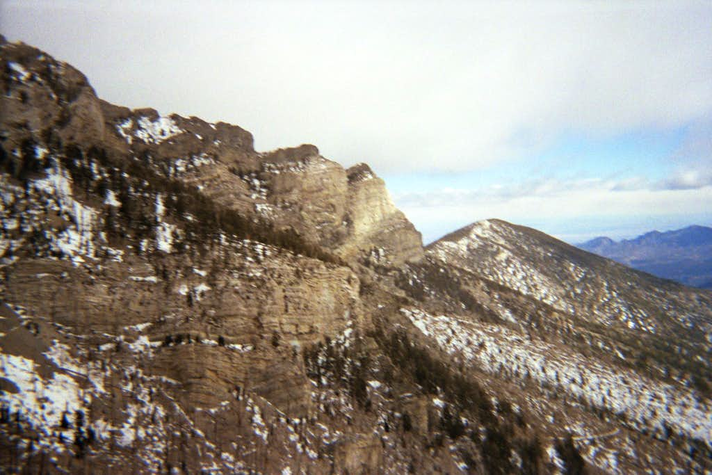 Mummy Mountain