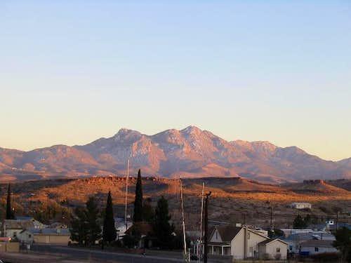 Hualapai Peak