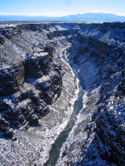 Rio Grande Canyon, NM