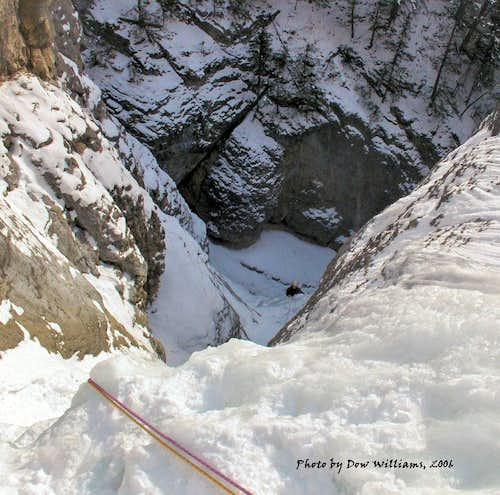 Grotto Falls, II, WI 3