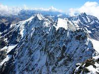 Summit ridge of Roche Faurio