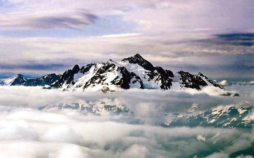 Mount Shuksan - North Side