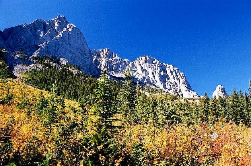 Mount Edith - Northeast Side