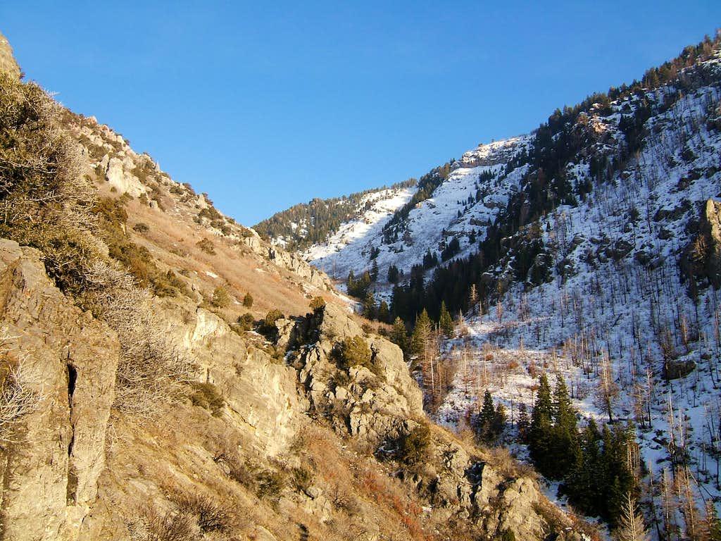 Slide Canyon