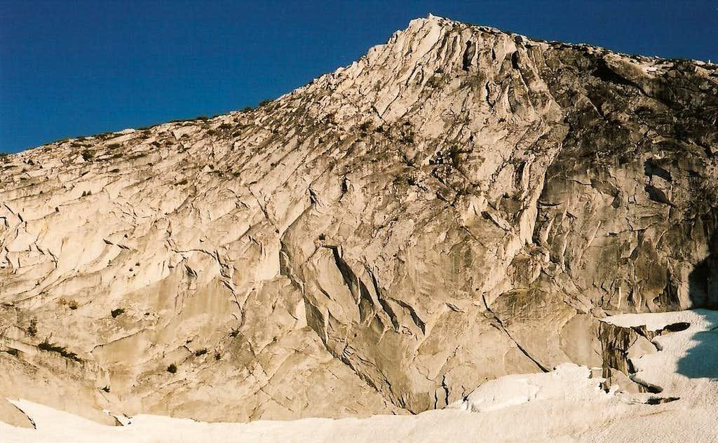 Cathedral Peak Cliffs