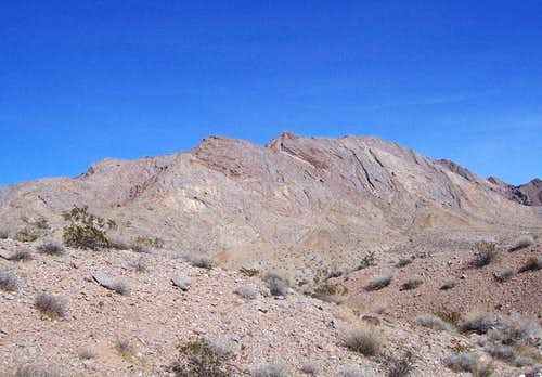 A view of the mountain