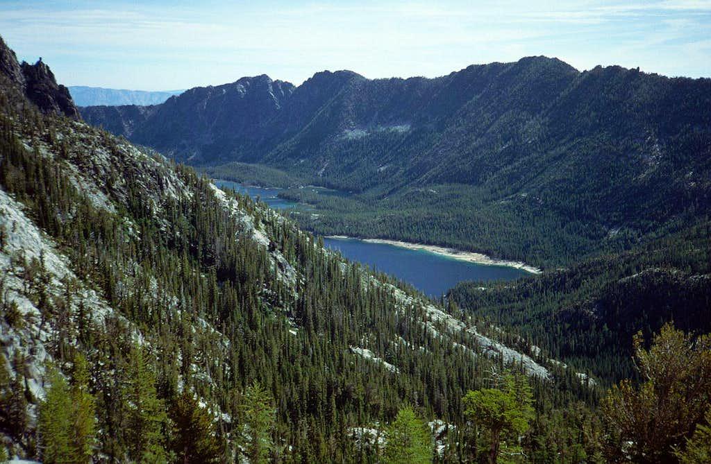 06 Snow Lakes