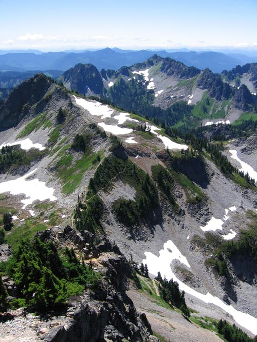 Tatoosh Traverse