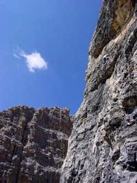 Climbing at the...