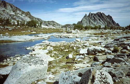 15 East from the Upper Enchantments