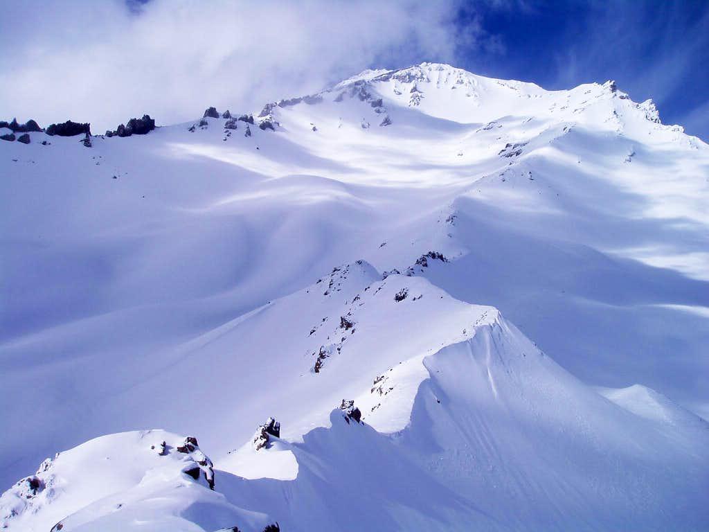 Upper Green Butte Ridge