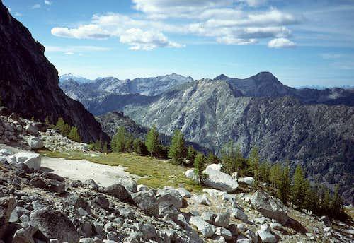 27 West from Asgard Pass
