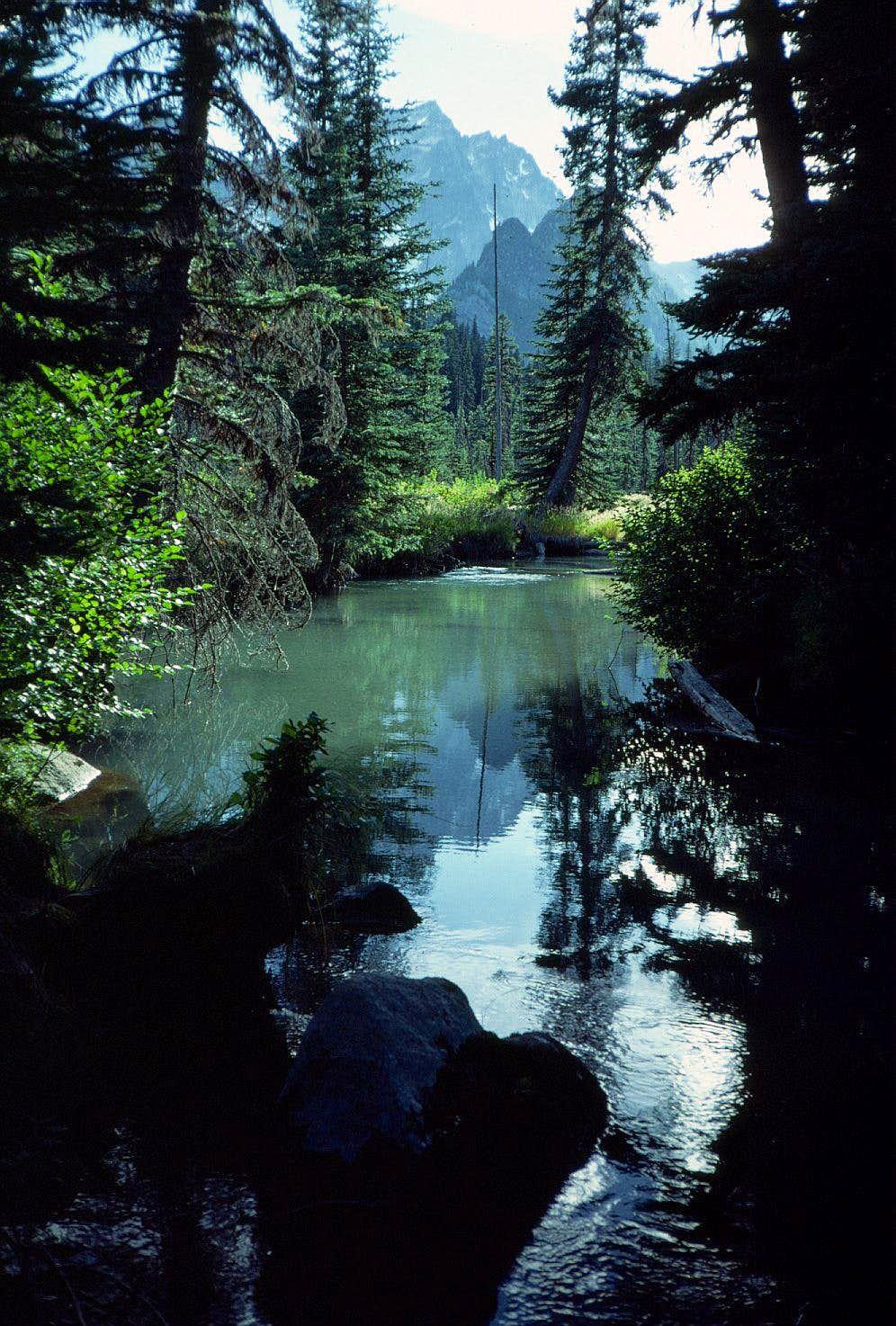 32 Mountaineer Creek
