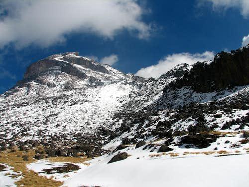 Iztaccíhuatl Adventure