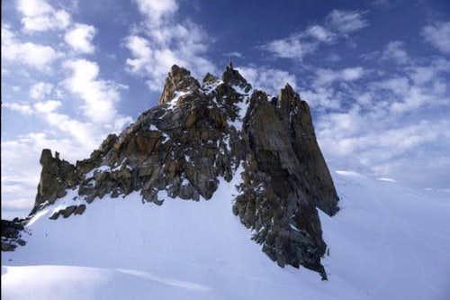 Aiguille du Midi. See Romain...