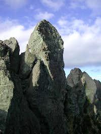 Mt. Cruiser veiwed from SW....
