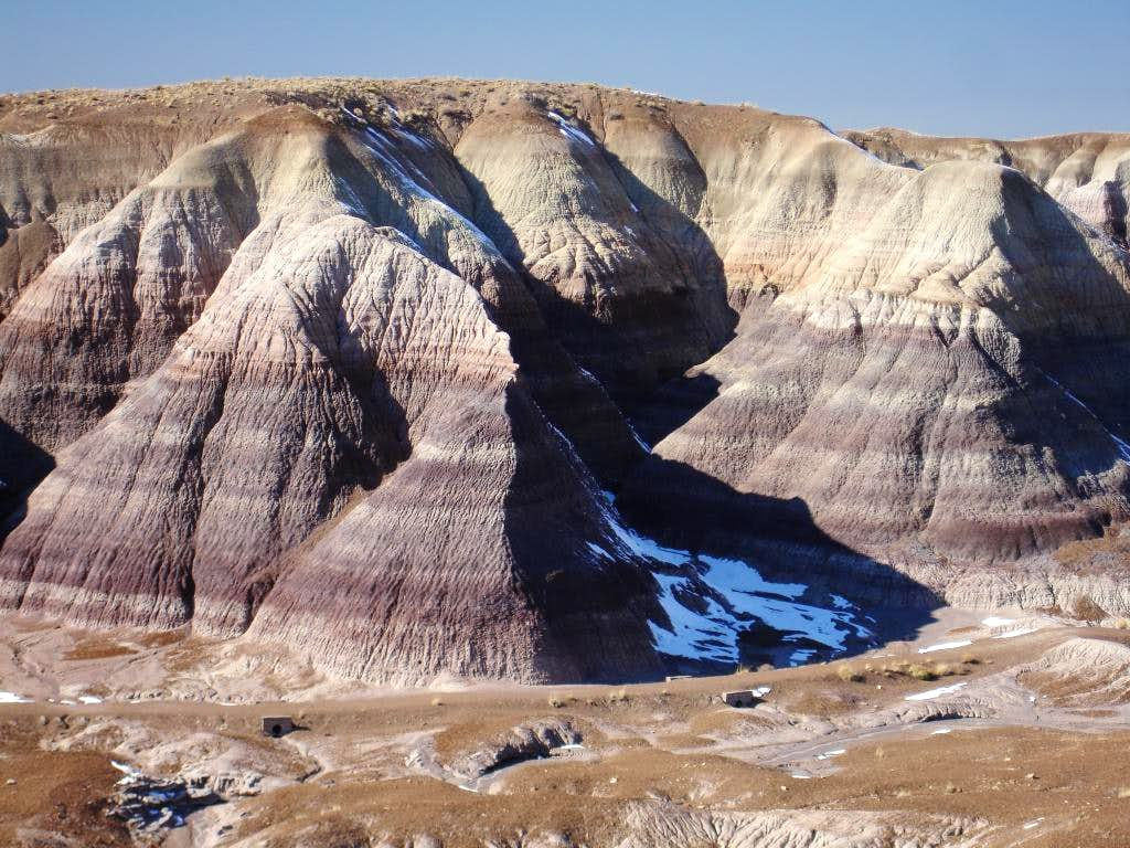 Petrified Forest National Park/Painted Desert