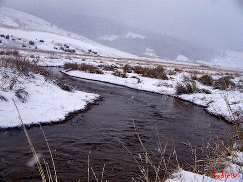 Gvozno, blindstream Studenica